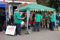 Downton Cuckoo Fair from Wick Farm