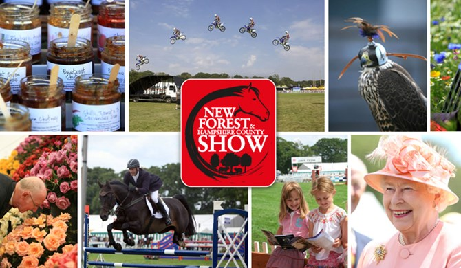 New Forest Show 24th – 26th July 2018