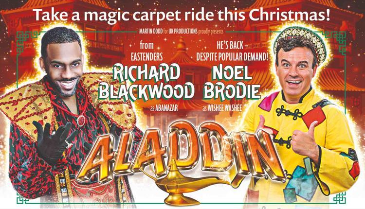 Aladdin Panto for NFDA Members December 14th