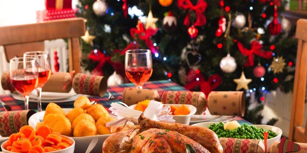 Christmas Lunch Sat 30th November St Leonards Hotel